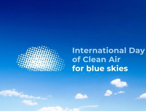 2nd International Day of Clean Air for Blue Skies.